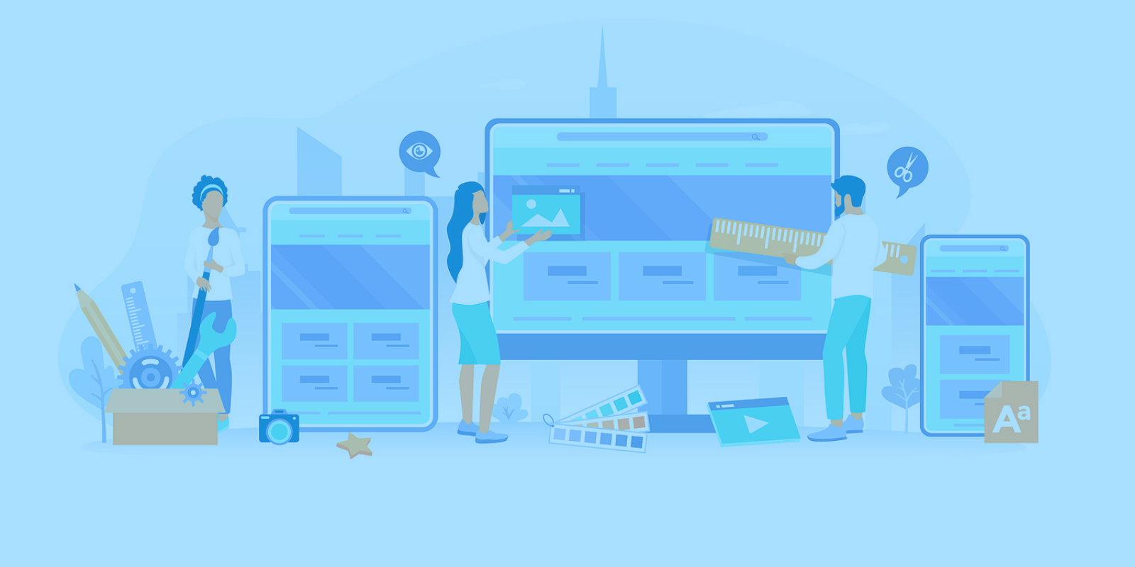 7 Amazing Web Design Trends for 2021