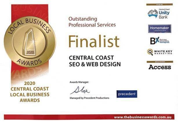 Central Coast Business Awards 2021