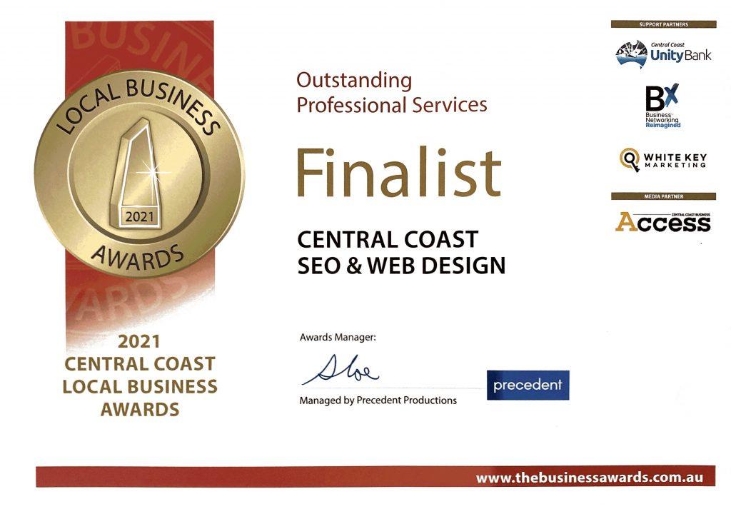 Central Coast Business Awards